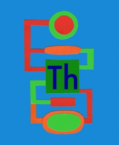 Thorium icon by Suzanne Hobbs